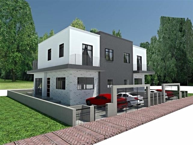 ברצינות בתים חדשים בגן יבנה   בתים למכירה בגן יבנה   פרויקט בניה בגן יבנה AY-84