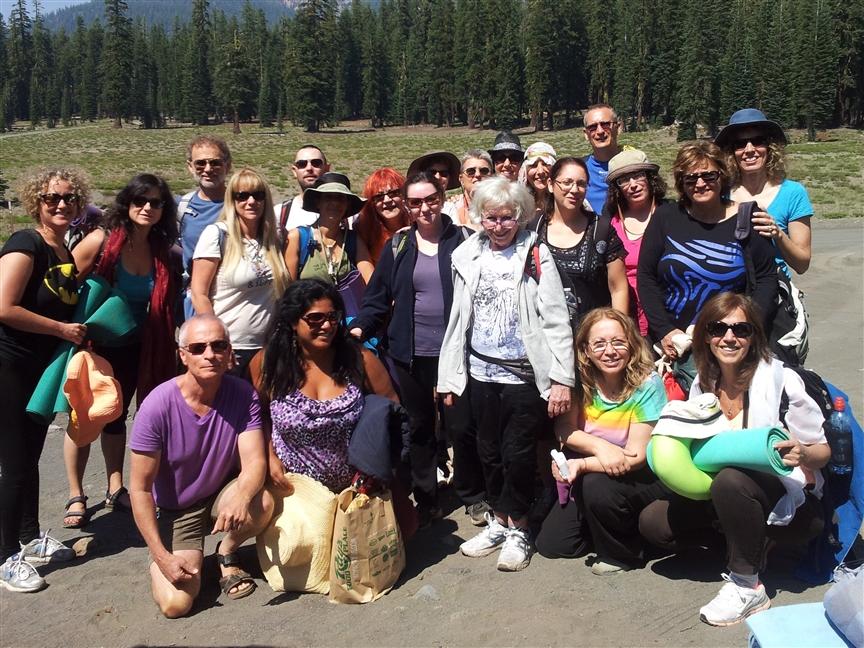 מסע מספר 2- יולי 2013 -קבוצת פשוט אהבה