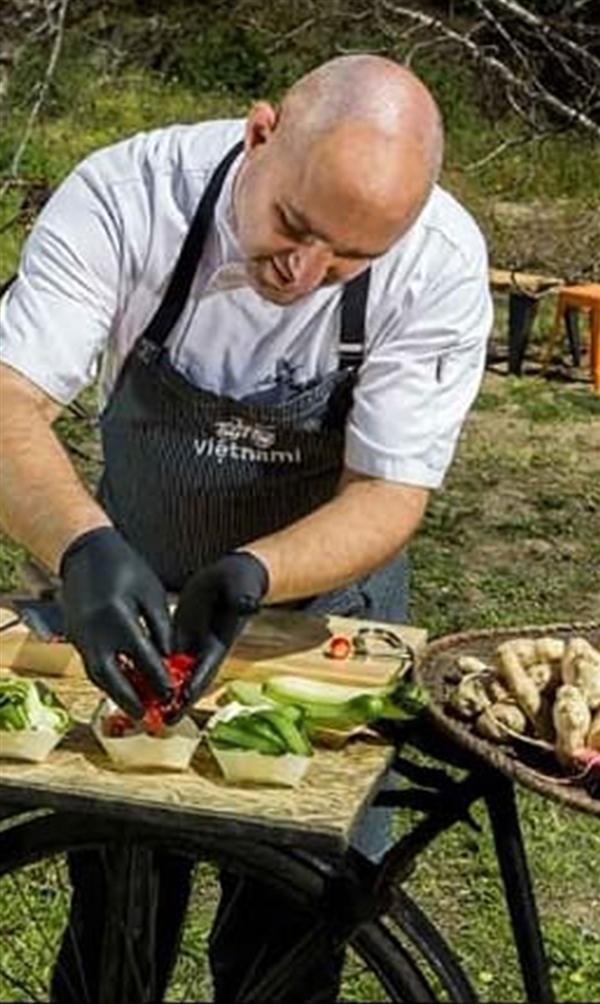 המטבח הויאטנמי עם אלון ליפינסקי