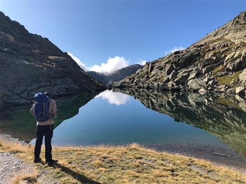 דרכים עתיקות בהרי האלפים