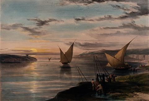 מצרים היא מתנת הנילוס - 3,000 שנות ציביליזציה. הרצאת מבוא מאת אליק שחף
