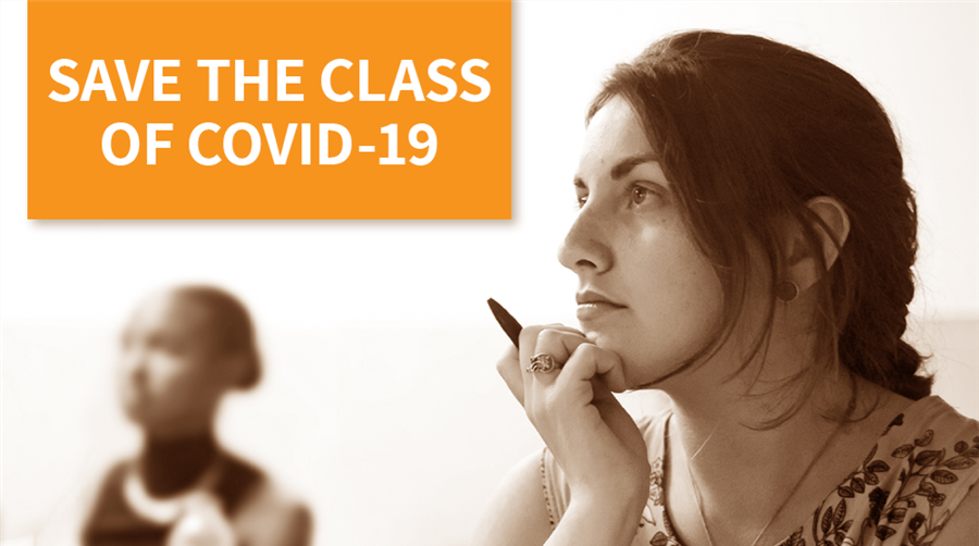 Save the class of Covid-19