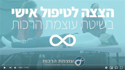 וידאו: טיפול אותנטי בשיטת עוצמת הרכות.