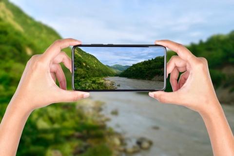שיעור צילום בסלולר -אופק רון כרמל - מתחילים 30.9.20