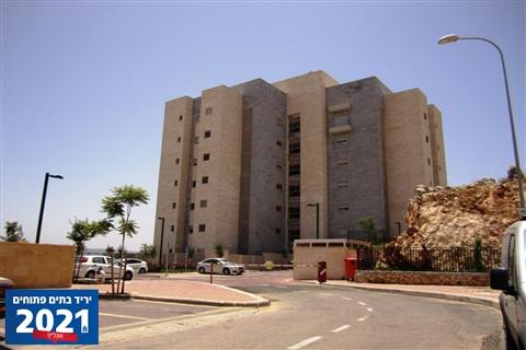 רחוב חטיבת הראל , שכונת רמת רבין
