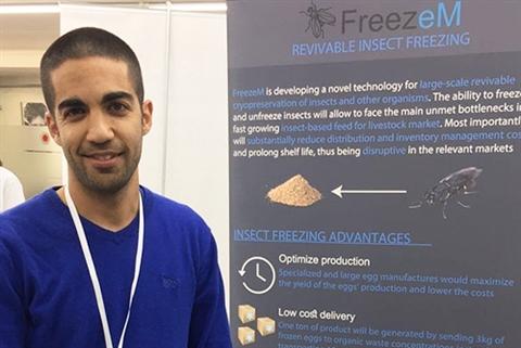 """ד""""ר עידן אליגור, מנהל טכנולוגיות ראשי וממייסדי חברת פריזם קריוג'ניקס"""